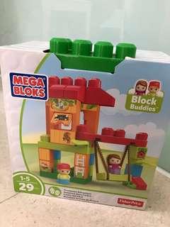 Mega Bloks Block Buddies