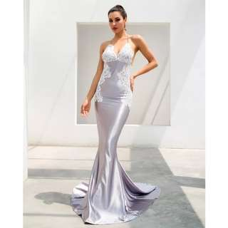 Lucia evening gown