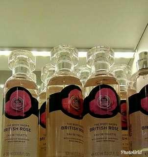 The Body Shop British Rose Eau de Toilette100 ml