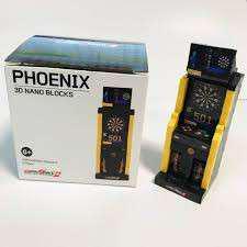 絕版 - phoenix 微型 lego block (韓國直送)