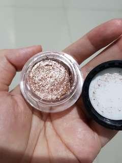 Twinkle glam eyes by w lab korea eyeshadow glitter