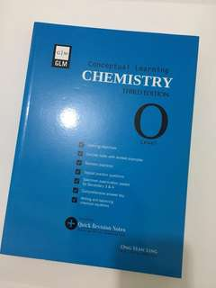 o level chemistry book
