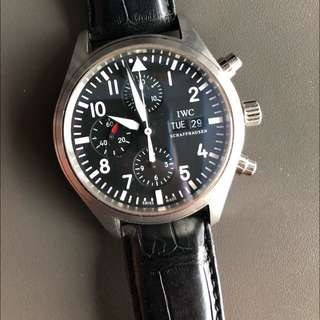 IWC Pilot Chrono REPLICA