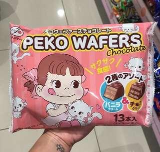 Peko Wafer Chocolate