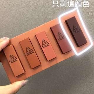 3ce Mood Recipe Lip Color Mini 秋東 迷你 唇膏 #117