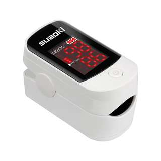 (BN) SUAOKI Pulse Oximeter Finger Blood Oxygen Saturation Monitor SpO2 with LED Display (Brand New)