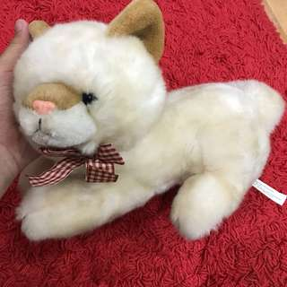 Cat soft doll