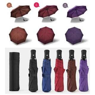 Automatic 3 fold Umbrella