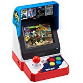 NEOGEO mini + screen protector Set (Pre-Order)