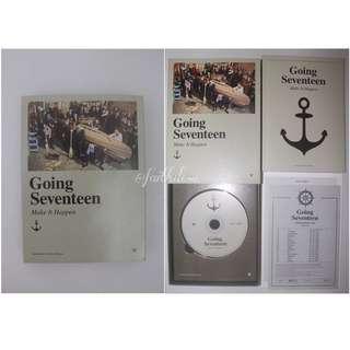 Going Seventeen - Make It Happen MIH Album