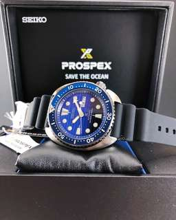 最新🇯🇵Seiko Save The Ocean 🌊 系列 Model No. SRPC91K1 -