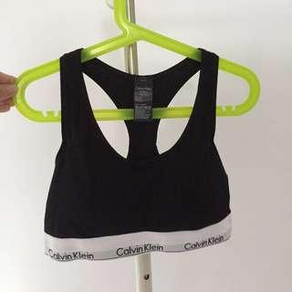 Calvin Klein Authentic Sports Bra #July70