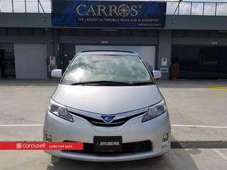 Toyota Estima Hybrid 2.4A X