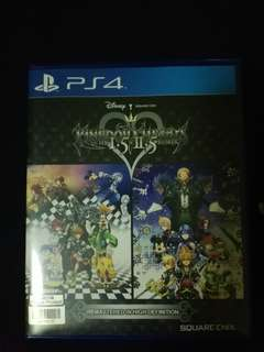 Kingdom Hearts 1.5+2.5