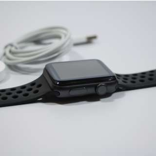 Excellent Condition 42mm Apple Watch Series 3 GPS(430sgd)