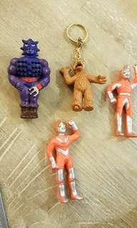 🚚 Vintage Toys he man ultraman Alf