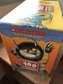 Scholastic Treasury of 100 Storybook Classics Video Collection