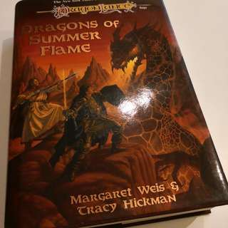 Dragonlance - Dragons of Summer Flame