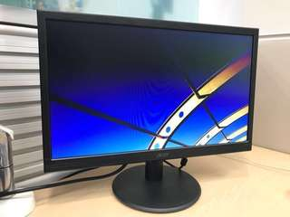 """PRICE REDUCED! Acer Monitor 18.5"""""""