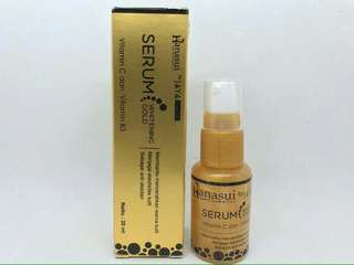 Serum Whitening Gold Hanasui BPOM