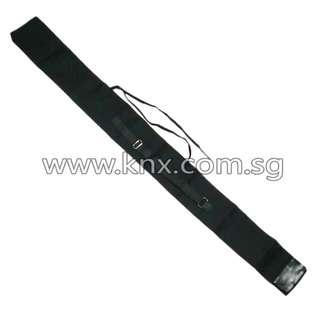 In Stock – MIS 0014 – Black Cotton Sword Bag Sling Type