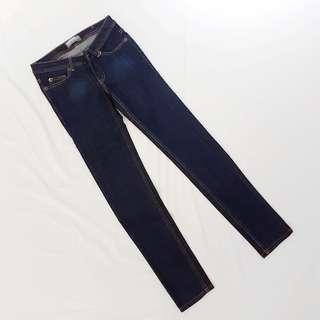 Penshoppe Mid-rise Denim Jeans
