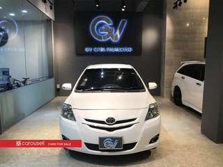 Toyota Vios 1.5A E (COE till 03/2023)