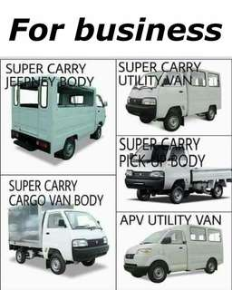 SUPER CARRY TURBO DIESELL