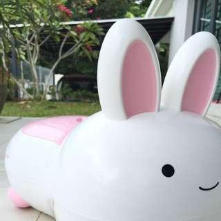 Cute Bunny Design Training Potty
