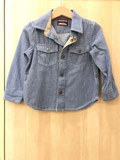 Mothercare Denim shirt
