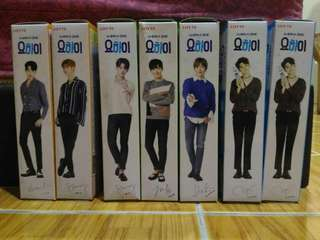 WTS WANNA ONE YOHI BISCUIT (READY STOCK)