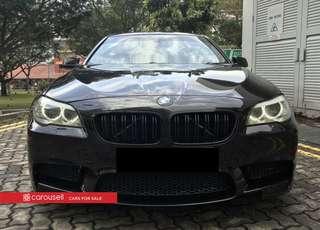 BMW 5 Series 523i M-Sport