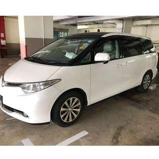 Toyota Estima 2.4 Auto X Moonroof