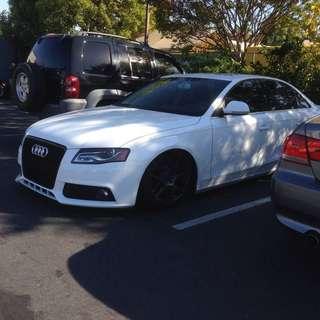 L> Audi A4 Rental