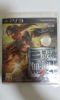 PS3 真三國無雙7