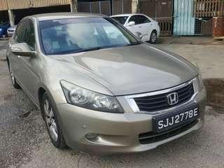 Honda Accord SG