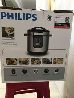 Philips Pressure Cooker - New Model All In One Cooker