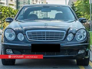 Mercedes-Benz E-Class E200 NGT
