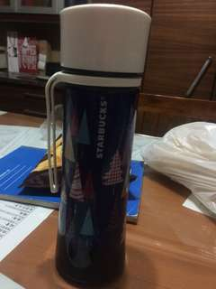 Starbucks tumbler (new)