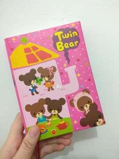 Buku Diary Kenko