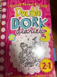 Double Dork Diaries 3(2 in 1)
