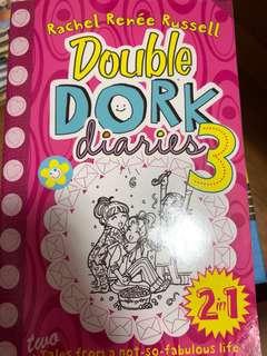 Double Dork Diaries 3(2 in 1)