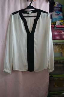 MNG SUIT WHITE TOP