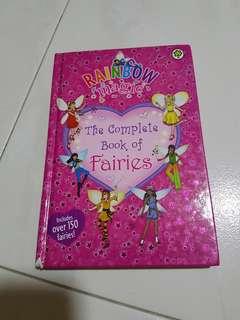 😊 Rainbow Magic - The Complete Book of Fairies