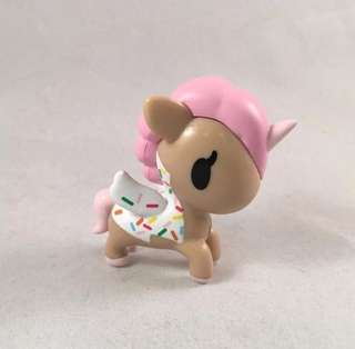 Tokidoki Unicorno Dolce Donutella Sweet Friends Toppers / Figures / Figurines