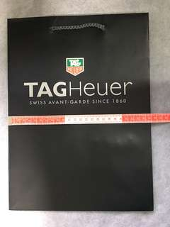 Tag Heuer Paper Bag