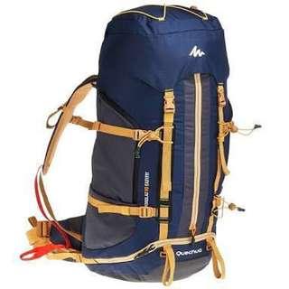 Carrier Quechua Forclaz 50L Easy Fit - for woman