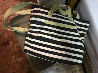 New Fossil Bag plus Used Anello