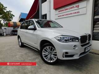 BMW X5 xDrive35i Pure Excellence