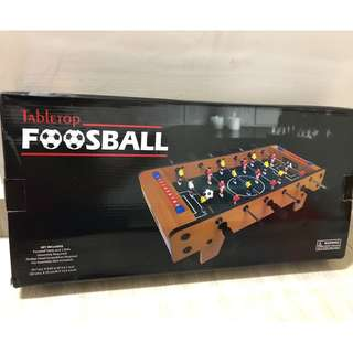 Tabletop Football for sale (brand new in box)